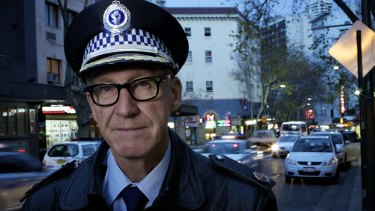 NSW counter-terrorism Commander Mark Murdoch lamented the challenge of encryption in law-enforcement.