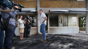 managing director of the Australian Christian Lobby Lyle Shelton examines the scene.