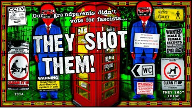 They Shot Them! 2014,