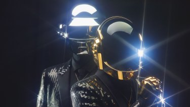 Daft Punk are one of the three wealthiest DJs, according to NME.