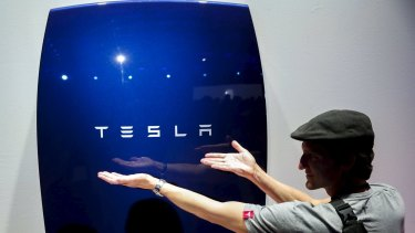 Tesla's Powerwall battery has turned the focus on lithium.