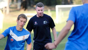 Ufuk Talay wants more A-League action in Canberra.