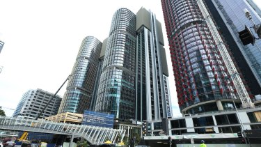 The Star is set to take on its rival James Packer's Barangaroo development.