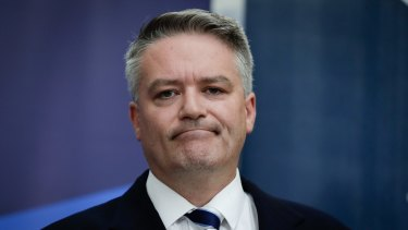 Special Minister of State Mathias Cormann says the public's confidence in the political system will be bolstered by the Coalition's changes to donations laws.