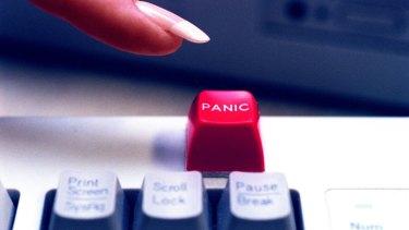 Key point: Don't press that button!