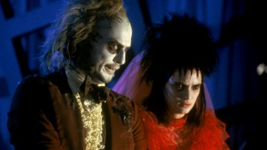 Beetlejuice...not so much.