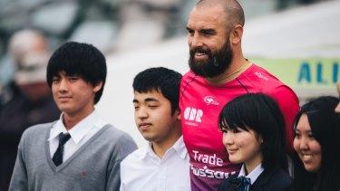 how to meet people in japan