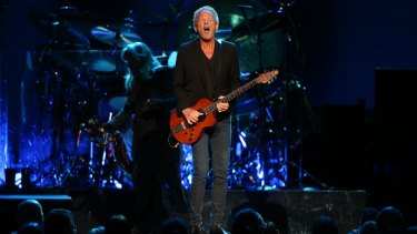 Lindsay Buckingham: one of the greatest guitarists in rock history.