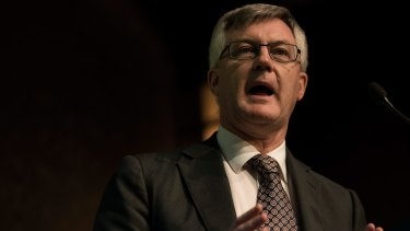 Former Treasury secretary Martin Parkinson's public comments regularly strayed into contentious areas.