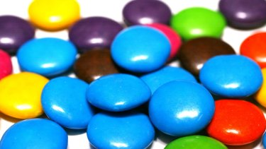 The colouring in blue Smarties comes from microalgae.
