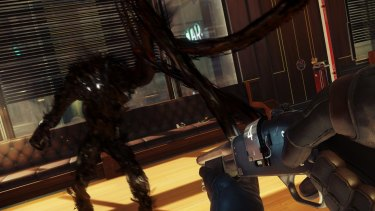There's no way around it, Prey's monsters are boring.
