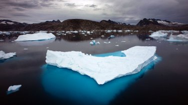 Our rapidly melting polar ice caps will change the global climate, and society, profoundly.