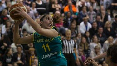 Rebounder: Opal Laura Hodges.