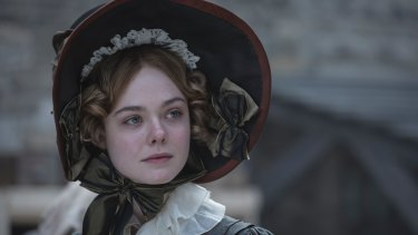 """Elle Fanning: """"I felt I learned a lot from Mary about how to be a woman."""""""