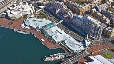 Mirvac paid $252 million for the Harbourside Shopping Centre in November 2013 and has earmarked it for redevelopment .