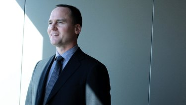 Ken MacKenzie represents the new face of BHP: heavy on performance and strong shareholder returns.
