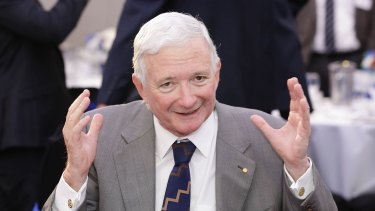 """Nick Greiner: """"The greatest barrier … to reform government is the ministerial offices."""""""