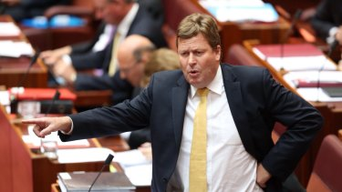 Senator Michael Ronaldson is retiring from Parliament.