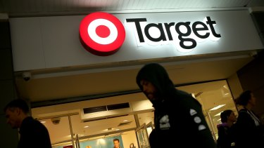 Target is suffering from intense competition from online and the raft of international chains.