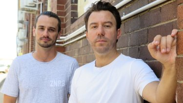 Matt Noffs and Kieran Palmer successfully demolish the stereotypes around drugs.