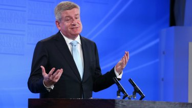 Mitch Fifield could have the power to break the deadlock.