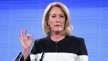 Vacancy: Previous sex discrimination commissioner Elizabeth Broderick.