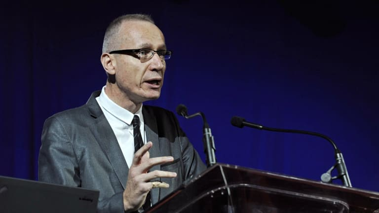 There will be a reckoning with social media platforms as readers crave integrity, says News Corp chief executive Robert Thomson.