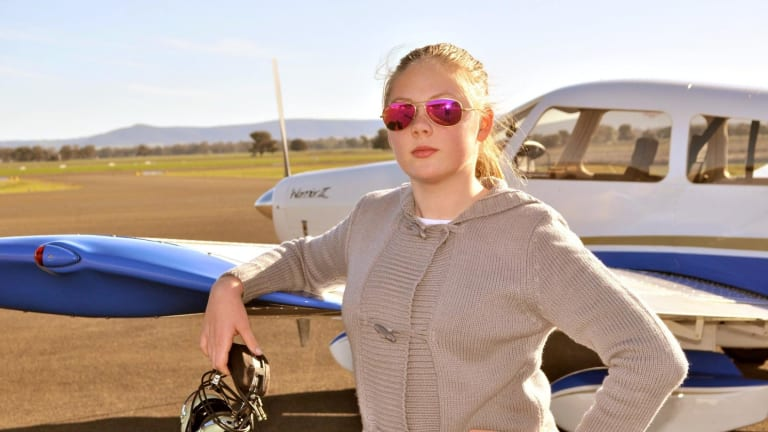 Jade Esler paid for her training with her business, The Sugar Bite, which sells at two market stalls in Canberra.
