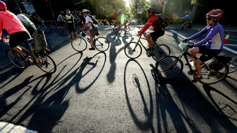Win or not, the Australian Cyclists Party says its influence on policy is already real.