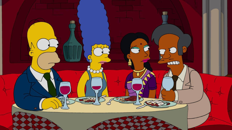The Simpsons under fire from new documentary The Problem with Apu.