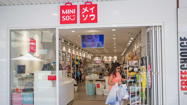 Asian retailer Miniso wants to expand in Australia.