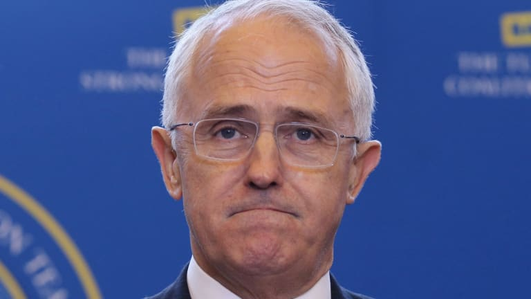 Malcolm Turnbull's job may not be on the line here as much as David Cameron's was but the messiness of the proposed non-binding plebiscite is already evident.