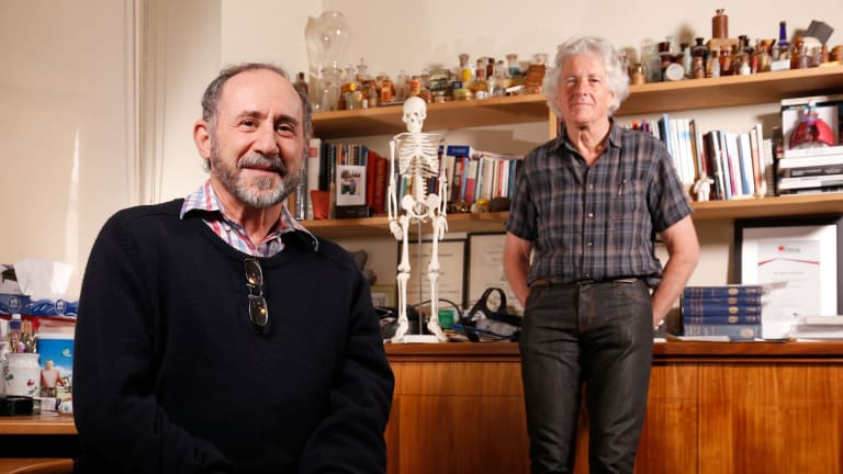 Dr Daniel Silver and Dr Simon Benson strongly support Victoria's assisted dying legislation.