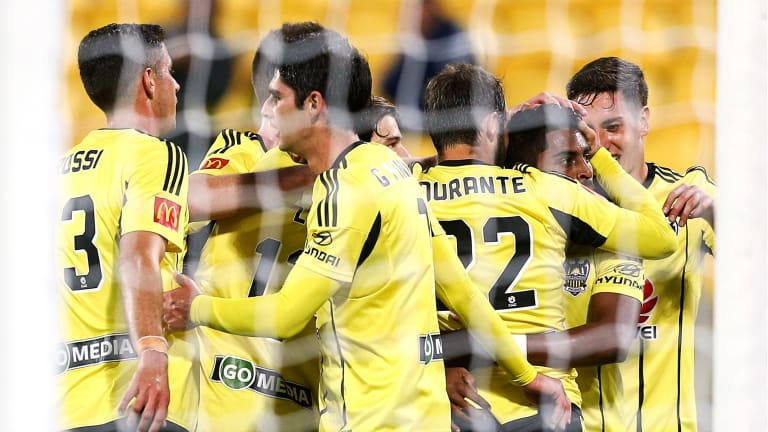Postponed: Melbourne Victory and Wellington Phoenix will reschedule their clash.