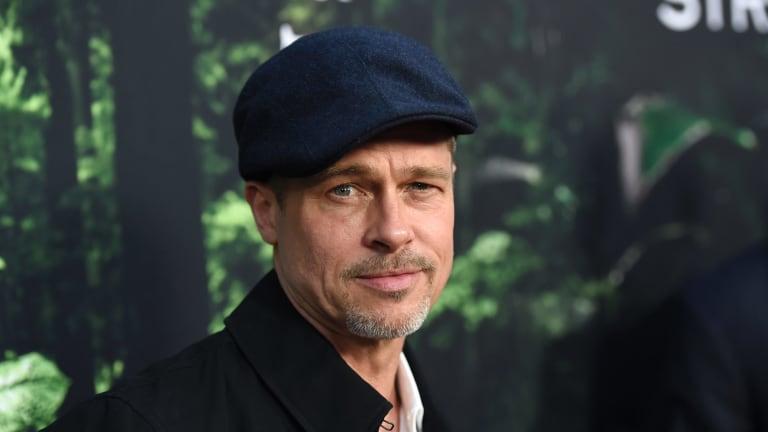 Brad Pitt is a famous vegan.
