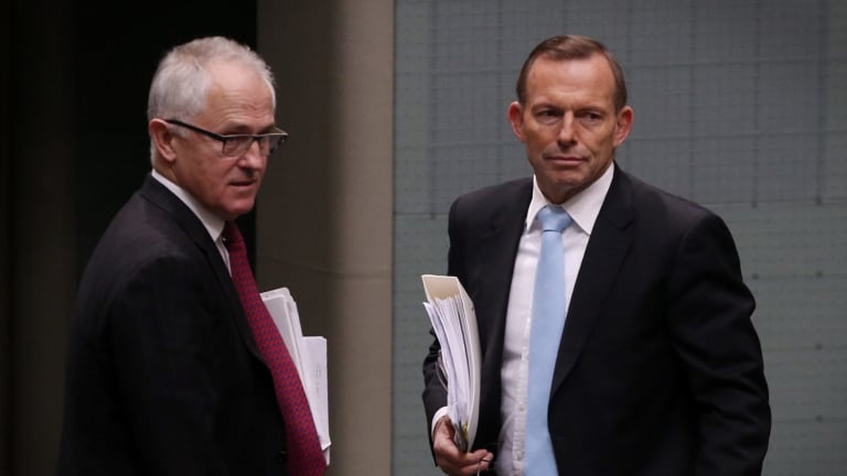 Malcolm Turnbull and Tony Abbott have made several attempts to restrict the influence of charity organisations.