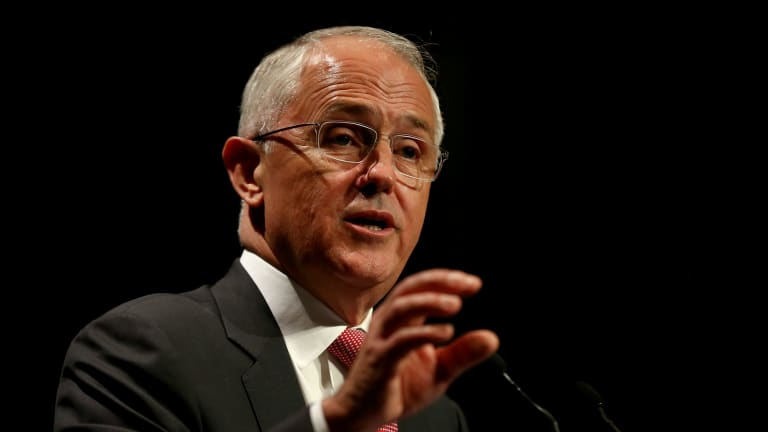 Malcolm Turnbull's government had the opportunity to make the super contribution permanent but chose not.