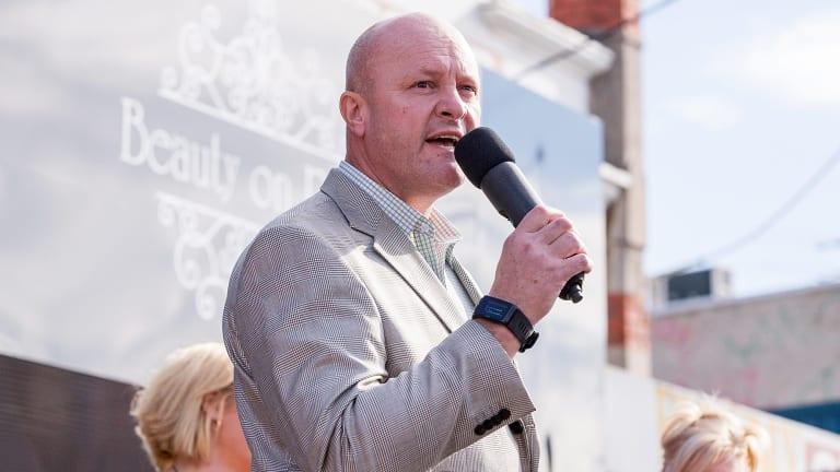 Deputy Opposition leader David Hodgett