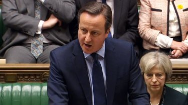 Cameron's 2013 promise of a referendum was mainly an attempt to steal votes from the United Kingdom Independence Party.