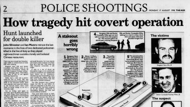 The Silk-Miller police murders: How tragedy hit a covert ...