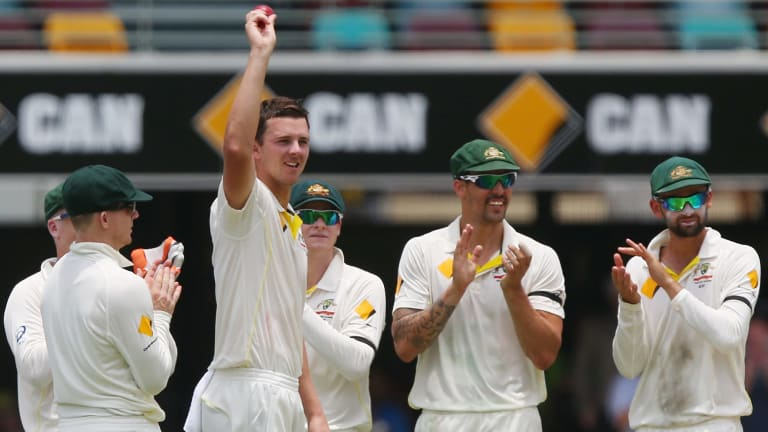 Test in the balance with captain's knock needed from Steve Smith