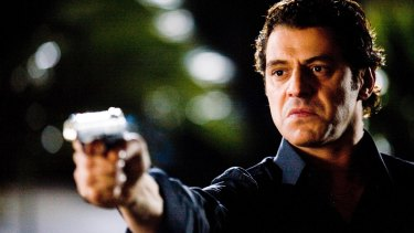 Colosimo was nominated for a silver Logie for his portrayal of Melbourne gangland figure Alphonse Gangitano in <i>Underbelly</i> in 2008.