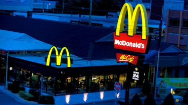 The fast food giant pays no weekend and limited late-night penalties.