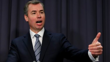 Justice Minister Michael Keenan wants large companies to make annual Modern Slavery Statements
