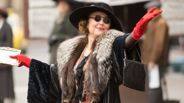 Catherine Frot in <i>Marguerite</i>.