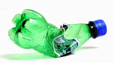 Plastic bottles are among the everyday items that contain BPA.