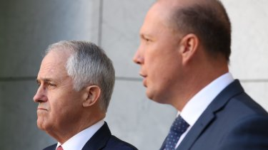 Malcolm Turnbull and Immigration Minister Peter Dutton have unveiled tough new hurdles for prospective Australians.