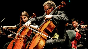 The Australian Chamber Orchestra performs Tognetti, Tchaikovsky and Brahms.