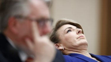 """Employment Minister Michaelia Cash admitted on Wednesday night that she had been wrong and one of her advisers had contacted the media """"without my knowledge""""."""