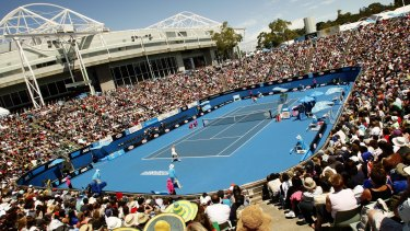 During this year's Australian Open, tennis was rocked by claims of match fixing.